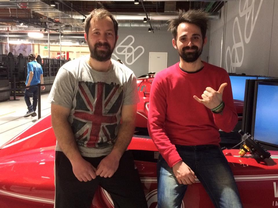 Doppietta per Daniel sul circuito di Imola!