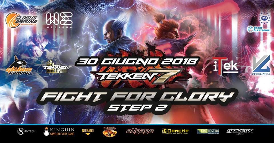 Tekken 7 Globus Gaming – Fight For Glory