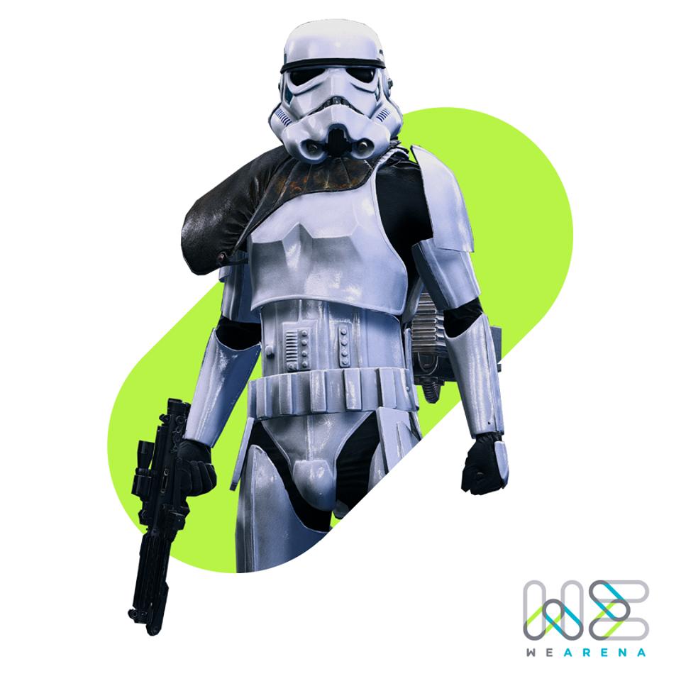 WeArenacelebra l'uscita al cinema diSolo: a Star Wars Story!