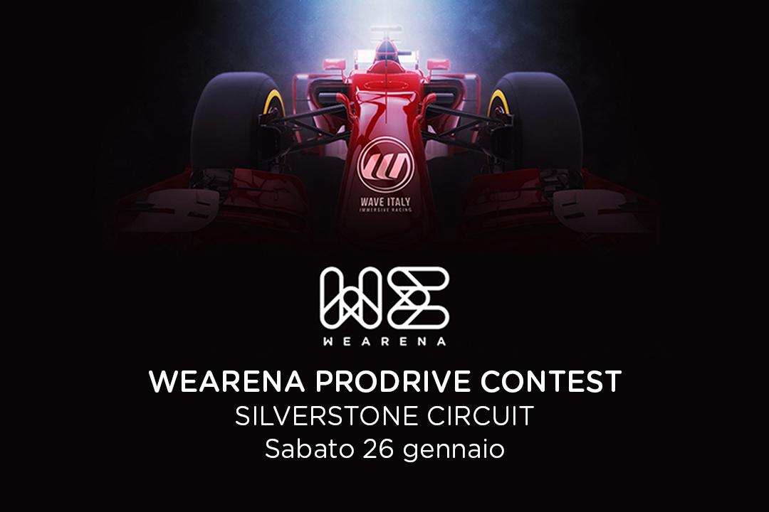 WeArena ProDrive Contest _ Silverstone Circuit