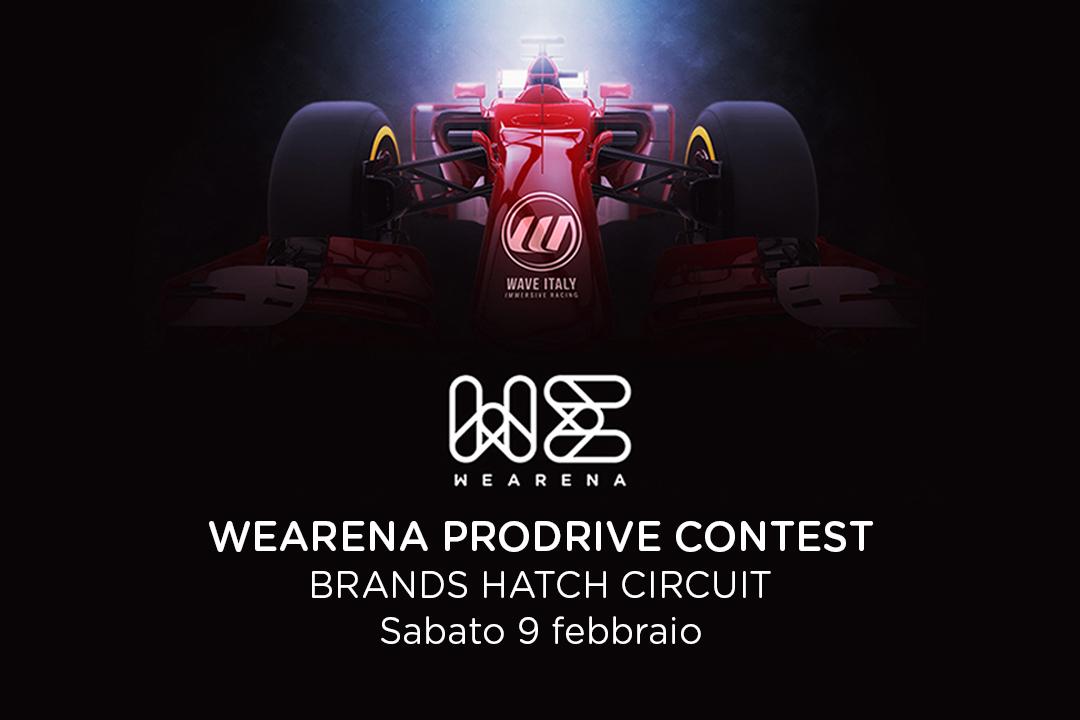 WeArena ProDrive Contest _ Brands Hatch Circuit