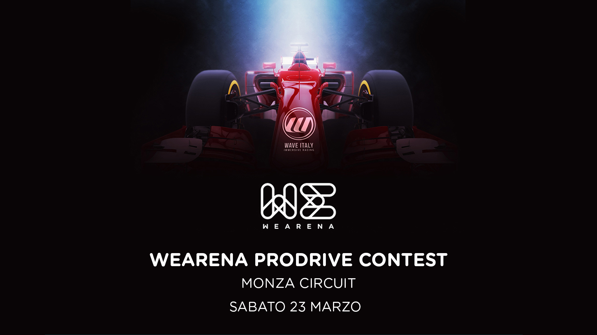WeArena ProDrive Contest _ Monza Circuit