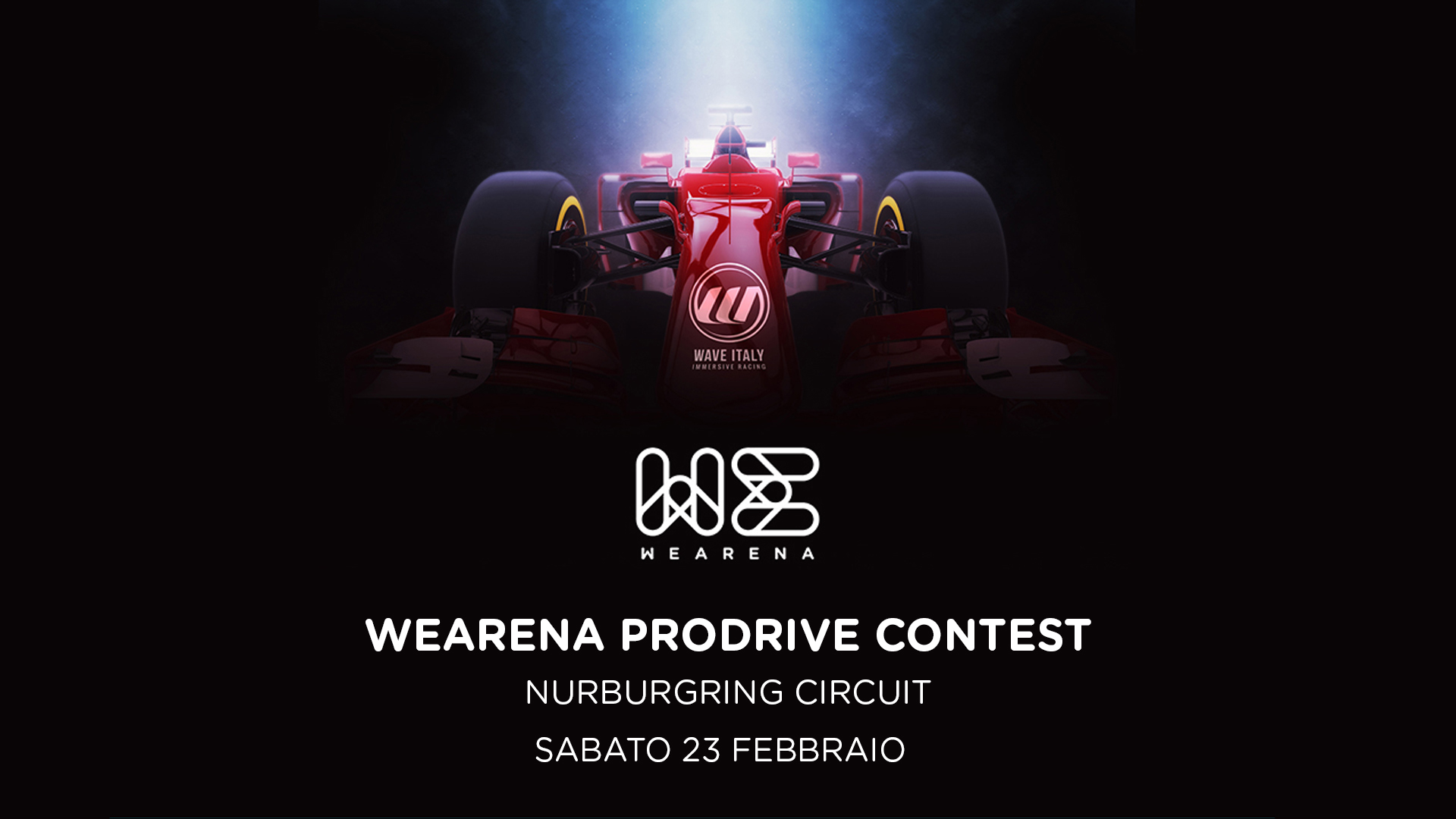 WeArena ProDrive Contest _ Nurburgring Circuit