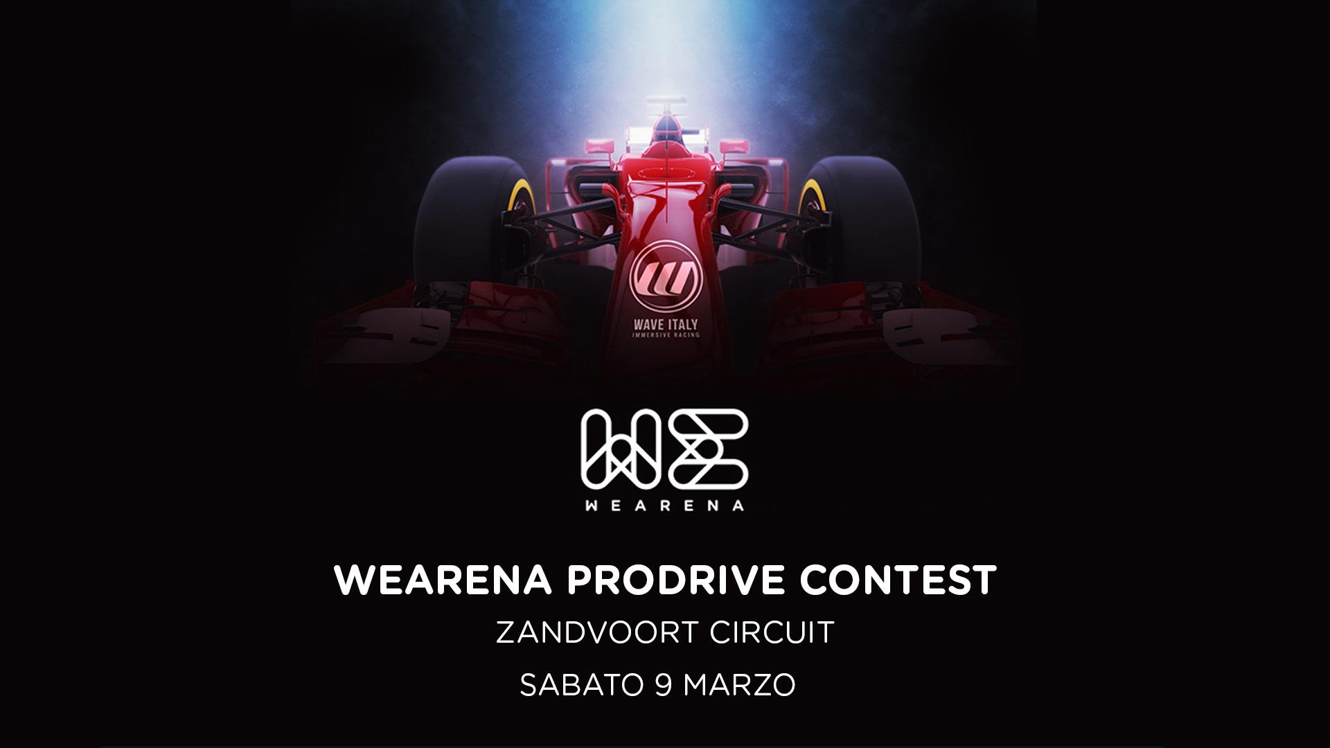 WeArena ProDrive Contest _ Zandvoort Circuit