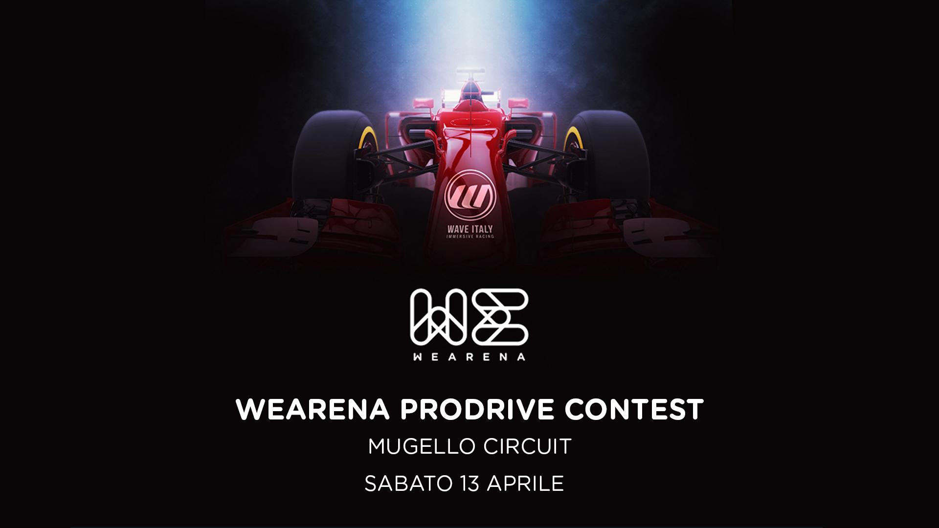 WeArena ProDrive – Mugello Circuit